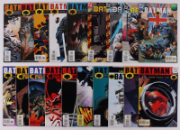 "Lot of (19) 1998-2002 ""Batman"" #559-#608 DC Comic Books at PristineAuction.com"