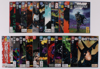 "Lot of (23) 1994-98 ""Batman"" #512-#555 DC Comic Books at PristineAuction.com"