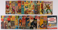 Lot of (27) Vintage Assorted Comic Books at PristineAuction.com