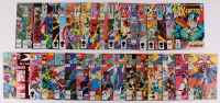 "Lot of (35) 1986-94 ""X-Factor"" #1-#100 Marvel Comic Books at PristineAuction.com"