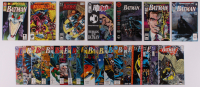 "Lot of (24) 1989-93 ""Batman"" #434-#497 DC Comic Books at PristineAuction.com"