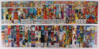 "Lot of (60) 1991-2002 ""X-Factor"" #1-#128 Marvel Comic Books at PristineAuction.com"