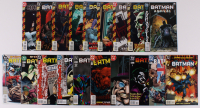 "Lot of (19) 1989-93 ""Batman"" #545-#572 DC Comic Books at PristineAuction.com"