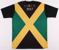 Usain Bolt Signed Jersey (JSA Hologram) at PristineAuction.com
