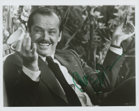 "Jack Nicholson Signed ""Chinatown"" 8x10 Photo (JSA ALOA) at PristineAuction.com"