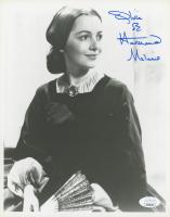 "Olivia de Havilland Signed ""Gone with the Wind"" 8x10 Photo Inscribed ""Melanie"" (JSA COA)"