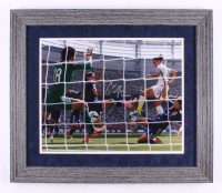 Carli Lloyd Signed Team USA 24x28 Custom Framed Photo Display (Steiner COA) at PristineAuction.com