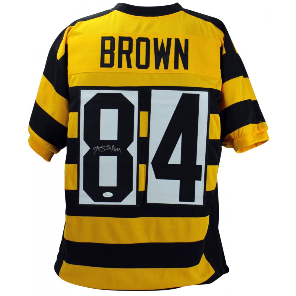 antonio brown throwback jersey
