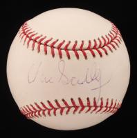 Vin Scully Signed OML Baseball (JSA Hologram) at PristineAuction.com