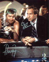 "Chevy Chase & Randy Quaid Signed ""Vegas Vacation"" 11x14 Photo (Beckett COA & Chase Hologram) at PristineAuction.com"