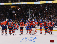 Cam Talbot Signed Edmonton Oilers 11x14 Photo (Talbot COA)