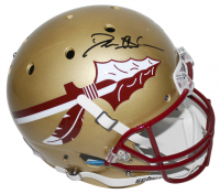 Deion Sanders Signed Florida State Seminoles Full-Size Helmet (Beckett COA) at PristineAuction.com