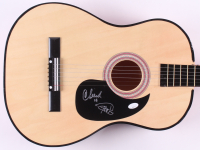 "Cheech Marin & Tommy Chong Signed 38"" Acoustic Guitar Inscribed ""19"" (JSA Hologram)"