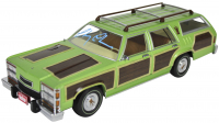 """Chevy Chase Signed """"National Lampoon's Vacation"""" 1:18 Scale Family Truckster Die-Cast Car (Beckett COA & Chase Hologram)"""