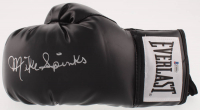 Mike Spinks Signed Everlast Boxing Glove (Beckett COA)