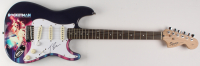 "Taron Egerton Signed ""Rocketman"" Fender 39"" Electric Guitar (JSA COA) at PristineAuction.com"