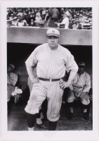 "Historical Photo Archive - Babe Ruth ""The Bambino"" Limited Edition 16x22.5 Fine Art Giclee on Paper #/375 (PA LOA)"
