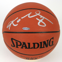 Kobe Bryant Signed NBA Game Ball Basketball (UDA COA)