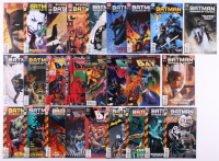 "Lot of (26) 1992-2000 ""Batman: Shadow of the Bat"" #1-#94 DC Comic Books at PristineAuction.com"