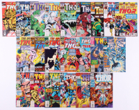 "Lot of (22) 1983-96 ""Thor"" #329-#479 Marvel Comic Books at PristineAuction.com"