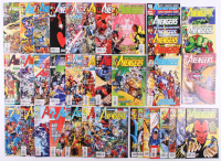 "Lot of (41) 1998-2003 ""Avengers"" #1-#40, #64 Marvel Comic Books at PristineAuction.com"