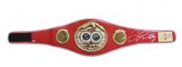 Floyd Mayweather Jr. Signed International Boxing Federation World Champion Belt (Beckett COA)