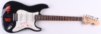 "Ray Park Signed ""Darth Maul"" Fender 39"" Electric Guitar (JSA COA) at PristineAuction.com"