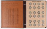 Lot of (87) 1932-1964 Washington Quarters in Book
