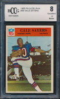 1966 Philadelphia #38 Gale Sayers RC (BCCG 8) at PristineAuction.com