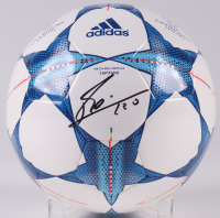 Lionel Messi Signed Adidas Soccer Ball (Icons COA) at PristineAuction.com