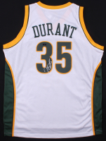 Kevin Durant Signed Seattle SuperSonics Adidas Jersey (Panini COA) at PristineAuction.com