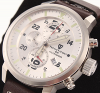 Tschuy-Vogt SA A15 Crusader Men's Swiss Chronograph Watch