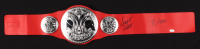 "Kevin Nash & Scott Hall Signed ""New World Order"" WWE Tag Team Championship Wrestling Belt (JSA COA)"