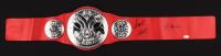 """Kevin Nash & Scott Hall Signed """"New World Order"""" WWE Tag Team Championship Wrestling Belt (JSA COA) at PristineAuction.com"""