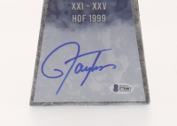 Lawrence Taylor Signed Large Lombardi Trophy (Beckett COA) at PristineAuction.com