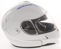 Full-Size NASCAR Helmet Signed by (4) with Richard Petty, Dale Earnhardt Jr., Jeff Gordon & Jimmy Johnson (JSA ALOA)