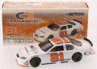 Martin Truex Jr. Signed LE #81 Chance 2 2003 Monte Carlo Club Car 1:24 Scale Action Die Cast Car (JSA COA)