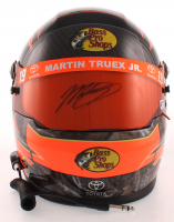 Martin Truex Jr. Signed 2019 NASCAR Bass Pro Shops Full-Size Helmet (PA COA) at PristineAuction.com