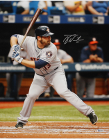 Tyler White Signed Houston Astros 16x20 Photo (Beckett Hologram) at PristineAuction.com