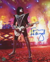 Tommy Thayer Signed Kiss 8x10 Photo (Legends COA)