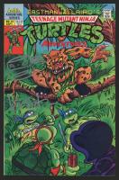 Kevin Eastman Signed Teenage Mutant Ninja Turtles Original Comic Book with Hand-Drawn Turtles Sketch (PA COA)