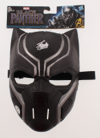 "Stan Lee Signed ""Black Panther"" Marvel Mask (Lee Hologram)"