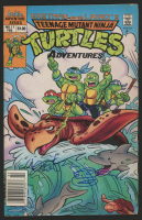 Kevin Eastman Signed Teenage Mutant Ninja Turtles Original Comic Book with Hand-Drawn Turtles Sketch (PA COA)