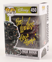 "Ken Page Signed ""The Nightmare Before Christmas"" - Oogie Boogie #450 Funko Pop! Vinyl Figure Inscribed ""Boo!"" & ""Oogie Boogie"" (PA COA) at PristineAuction.com"