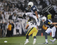 Saquon Barkley Signed Penn State Nittany Lions 16x20 Photo (JSA COA) at PristineAuction.com