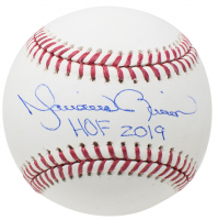 "Mariano Rivera Signed OML Baseball Inscribed ""HOF 2019"" (JSA COA)"