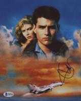 """Steve Stevens Signed """"Top Gun"""" 8x10 Photo (Beckett COA)"""