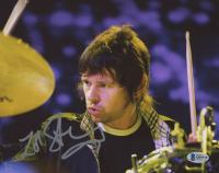 Zak Starkey Signed 8x10 Photo (Beckett COA)