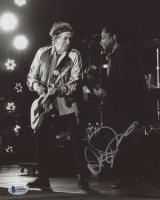 "Darryl Jones Signed ""The Rolling Stones"" 8x10 Photo (Beckett COA)"