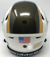 Drew Brees Signed New Orleans Saints Full-Size Authentic On-Field SpeedFlex Helmet (Steiner COA) at PristineAuction.com